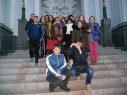 Школярі ЗОШ № 19 м. Добропілля відвідали святі та історичні місця Харківщіни