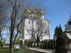Свято-Никольский монастырь.Похвала Пресвятой Богородицы