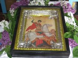 Свято-Георгиевский храм с.Анновка отметил свой престольный праздник