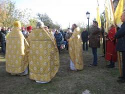 Храм в честь свт. Димитрия Ростовского в с.Золотой колодец отметил свой престольный праздник.
