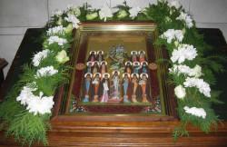 День памяти Собора Святогорских святых. 10-летний юбилей Святогорской Свято-Успенской Лавры.