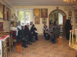 Паломничество в Свято-Елисаветинский монастырь с. Камышеваха