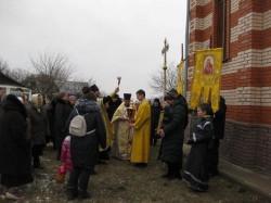 Свято-Николаевский храм с. Криворожье отметил свой второй престольный праздник