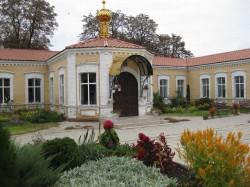 Престольный праздник в Свято-Стефановском монастыре с. Степановка