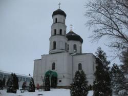Паломничество добропольчан в Свято-Ильинский монастырь с. Варваровка
