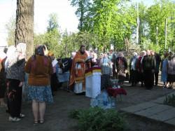 Престольный праздник Свято-Георгиевского храма с. Анновка
