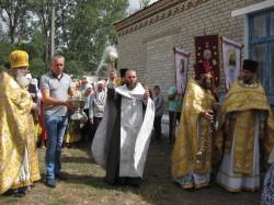 Престольный праздник Свято-Ильинского храма с. Ново-Александровка