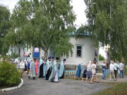 Престольник праздник Свято-Успенского храма с. Доброполье
