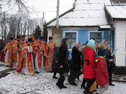 Впервые Свято-Георгиевский храм с. Анновка отметил свой второй престольный праздник