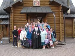 В гостях у владыки Алипия,архиепископа Краснолиманского