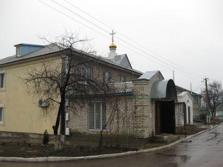 Свято-Елисаветинский монастырь в пос. Камышеваха