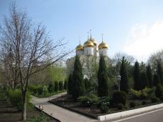 Свято-Успенский Николо-Васильевский монастырь.Времена года.